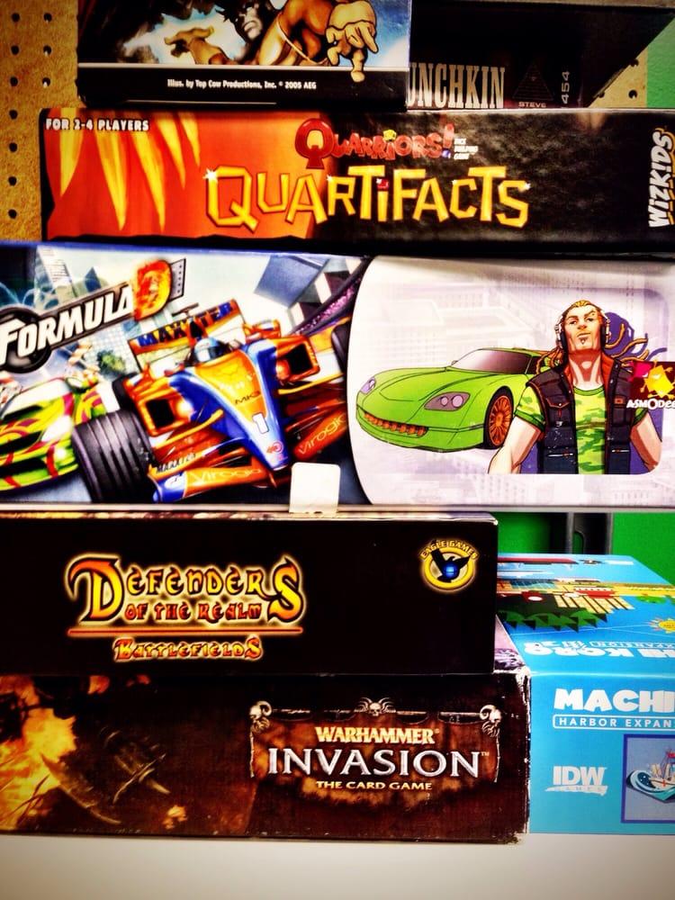Bigger Better Games: 43012 Christy St, Fremont, CA