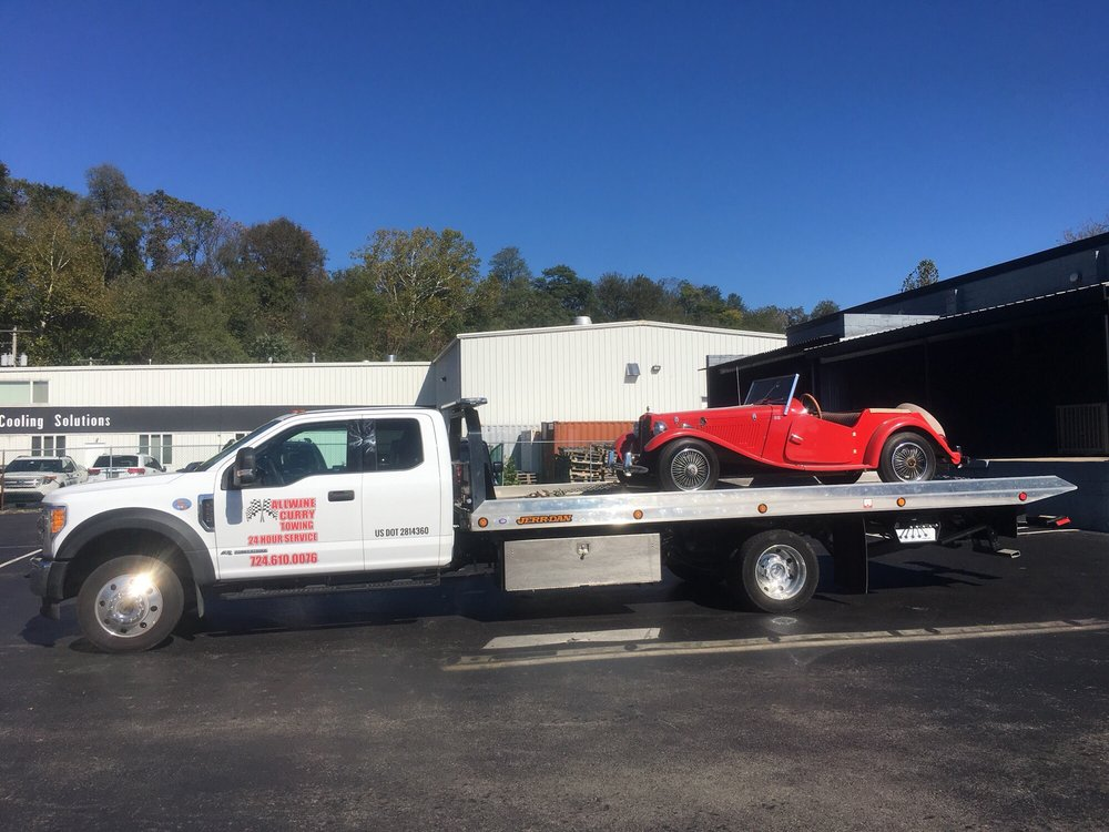 Towing business in Derry, PA