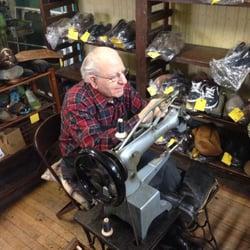 King Shoe Repair Bennington Vt