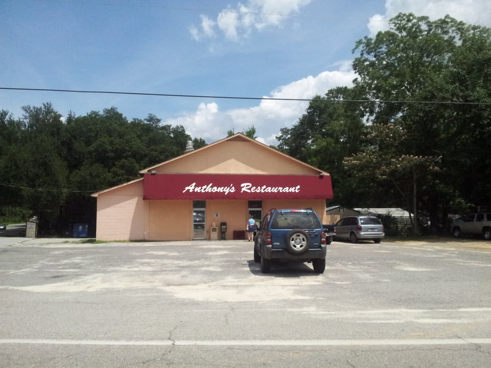 Anthony's Restaurant and Lounge: 476 Reynolds Rd, Barnwell, SC