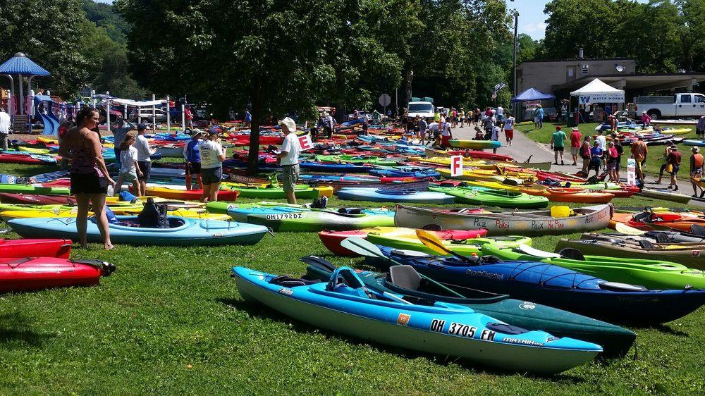 Ohio River Paddlefest: Cincinnati, OH