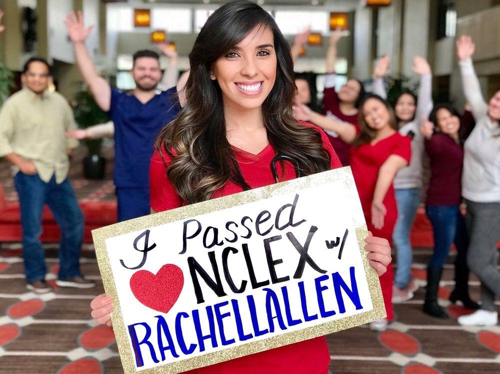 Rachell Allen NCLEX Review - San Diego