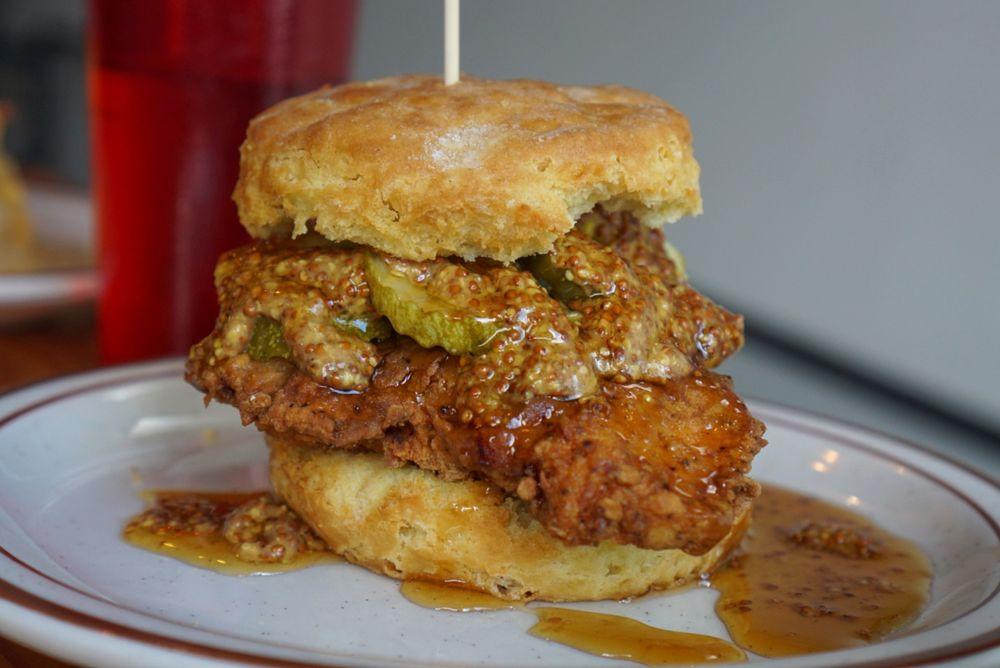 Pine State Biscuits: 125 NE Schuyler St, Portland, OR
