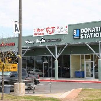 Goodwill Donation Station Community Service Non Profit