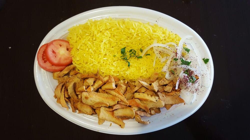 Larsa's Mediterranean Restaurant