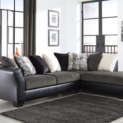 Attractive Photo Of Andrewu0027s Furniture   Roseville, CA, United States. Armant Ebony  Chaise Sectional