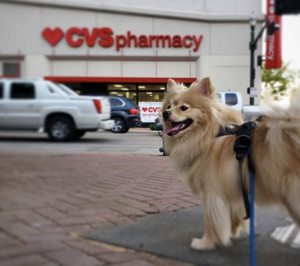 CVS Pharmacy: 35 S.Main Street, Greenville, SC