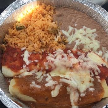 Luna Mexican Restaurant Greensboro Nc Menu