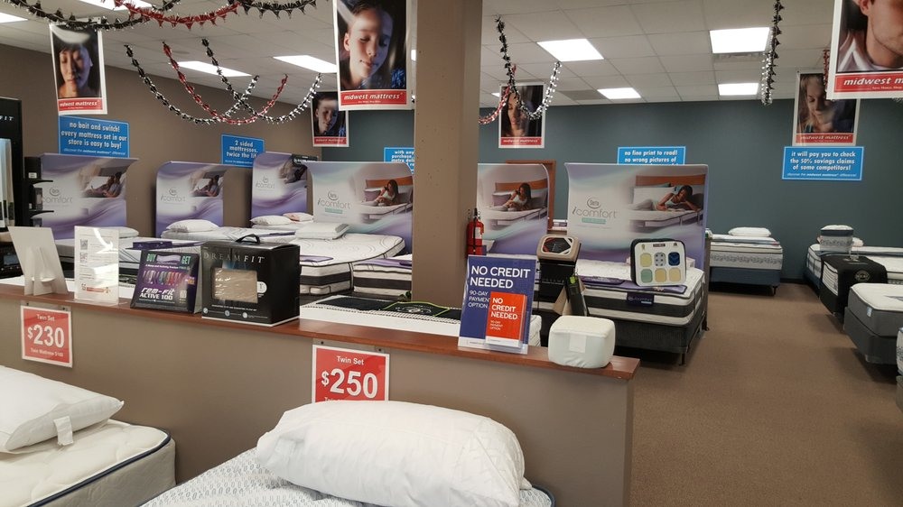 Midwest Mattress: 414 S Duff Ave, Ames, IA