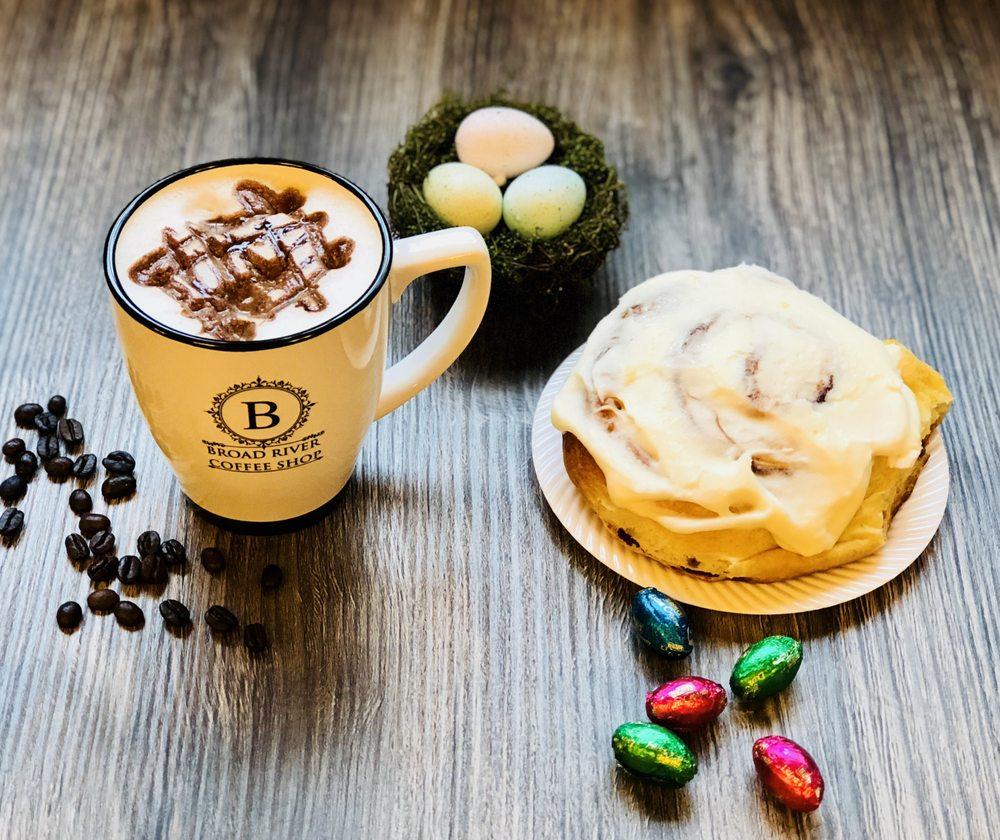 Broad River Coffee Shop: 339 Main St, Chimney Rock, NC