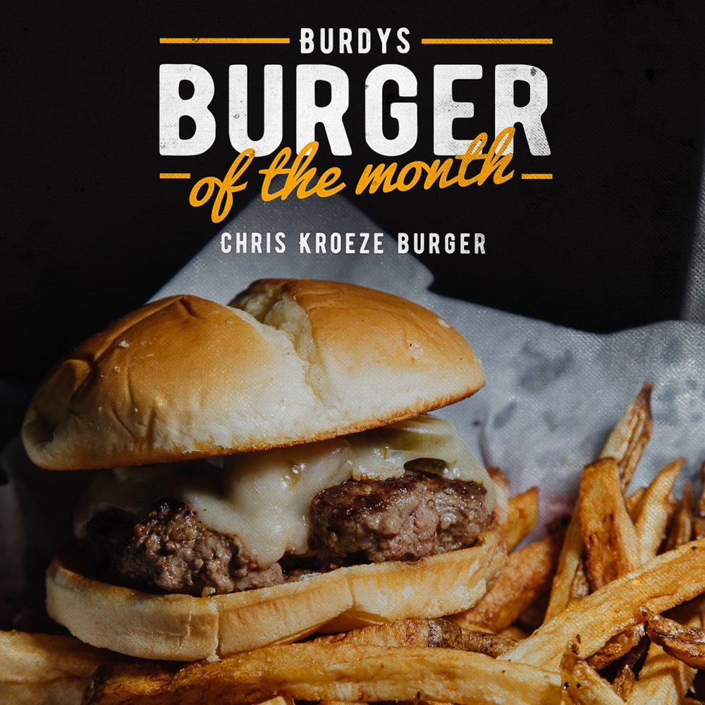 Burdy's Sports Bar & Grill: W14382 Railway Ave, Weyerhaeuser, WI