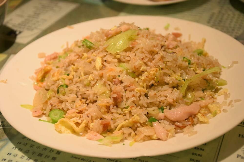 Salted fish fried rice yelp for Fish fried rice
