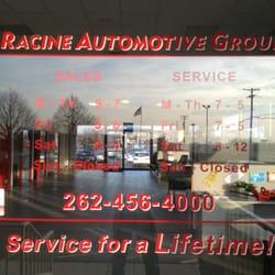 Racine Automotive Group >> Racine Automotive Group Oil Change Stations 6940 Washington Ave