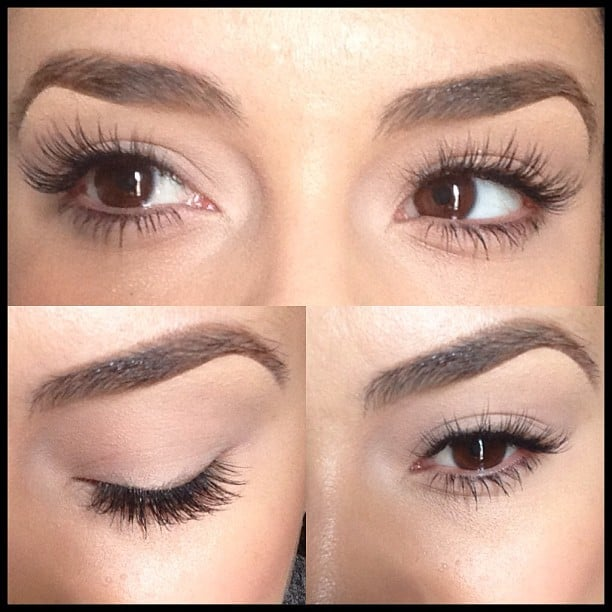 Cat Eye Lashes Extension