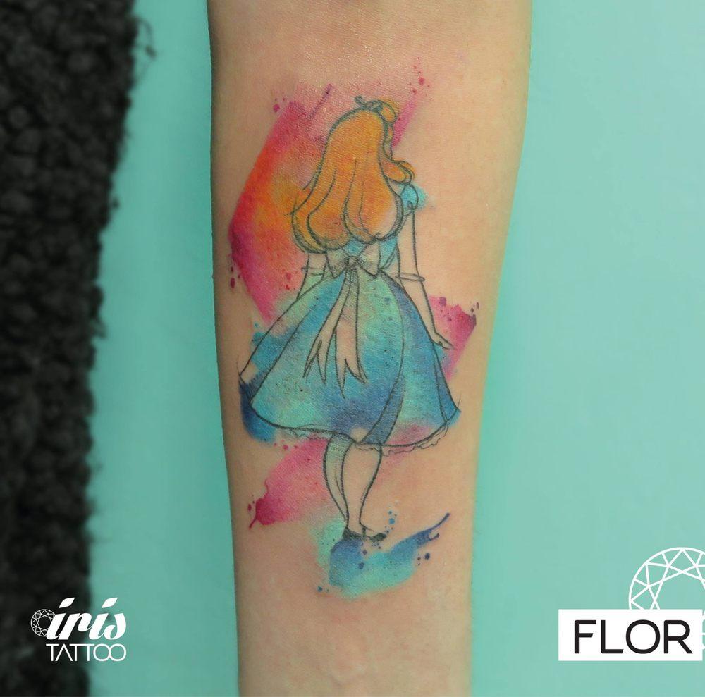 Iris Tattoo: Centro Comercial Alto Palermo, Buenos Aires, C