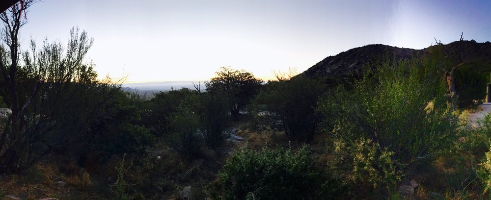 Social Spots from Aguirre Springs National Recreation Area