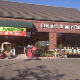 Orchard Supply Hardware at Market Place, San Ramon, CA store location, business hours, driving direction, map, phone number and other services.