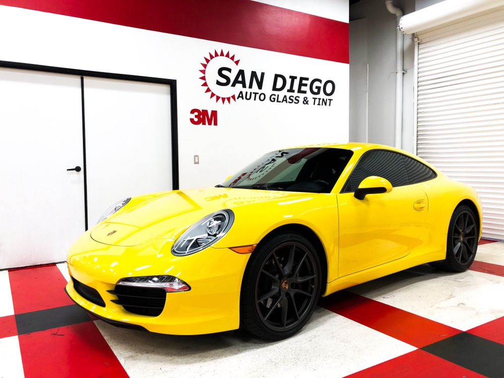 San Diego Auto Glass & Tint