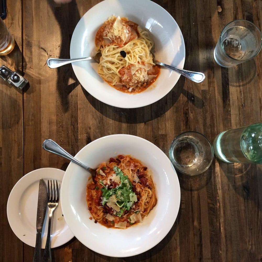 Lucia italian kitchen bar order food online 149 for Italian kitchen on u