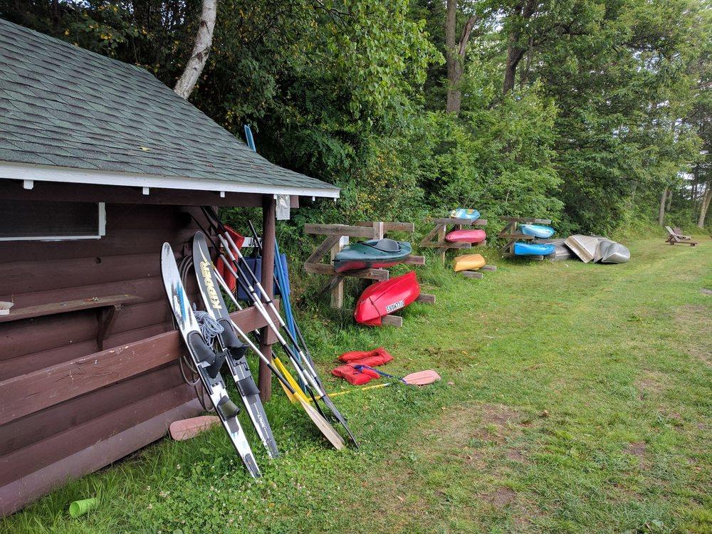 Dillman's Bay Resort: 13277 Dillmans Way, Lac Du Flambeau, WI