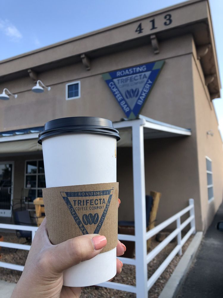 Social Spots from Trifecta Coffee Company