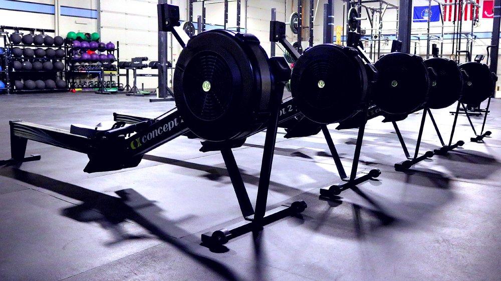 The CrossFit Combine