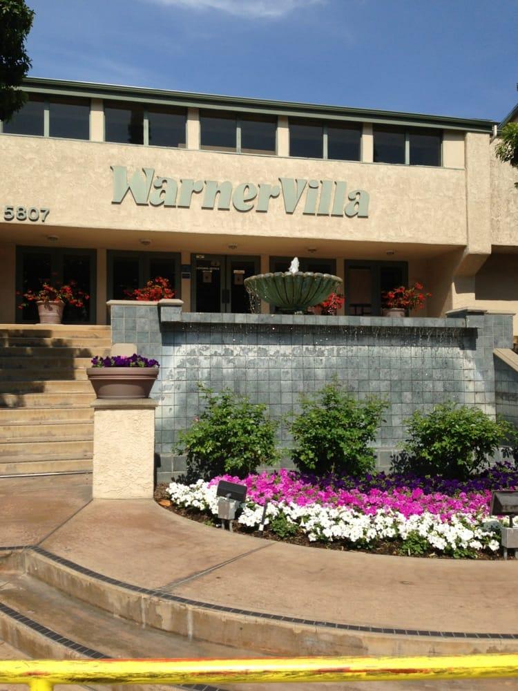 Warner Villa Apartments Woodland Hills