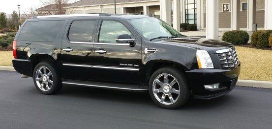 Westwind Limousine: 2720 W National Rd, Dayton, OH