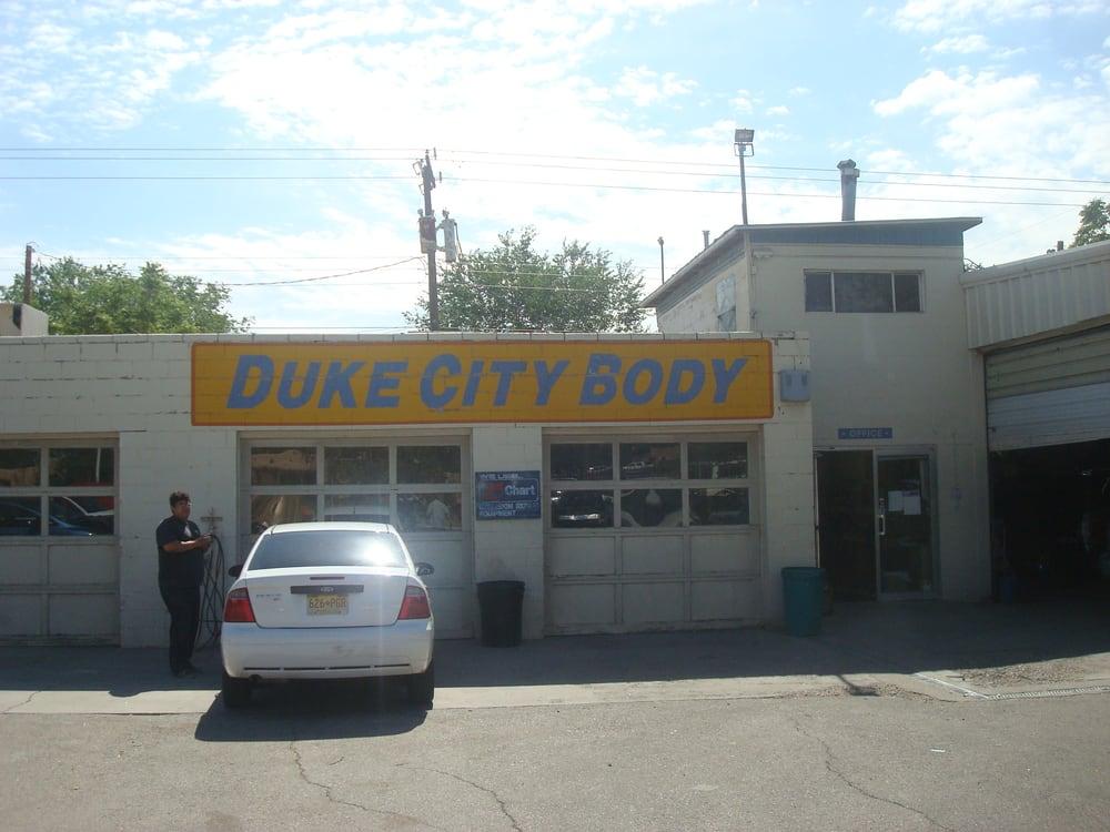 Duke City Body Rebuilders