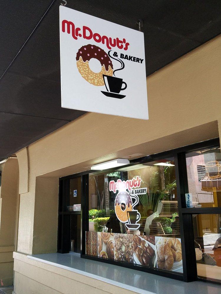 Mr. Donut's & Bakery