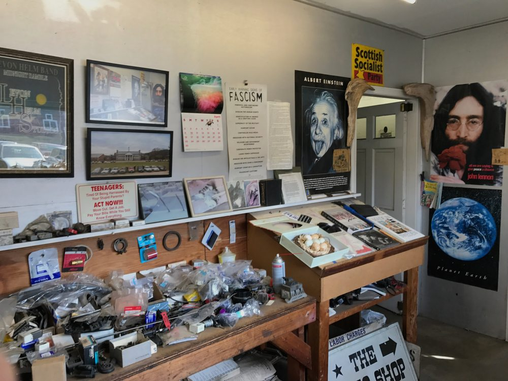 The Auto Shop: 15 Railroad St, Salisbury, CT