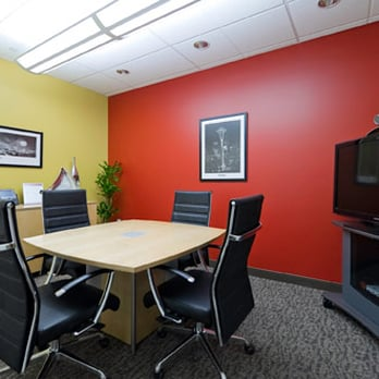 Regus California Downtown Lytton Avenue Photos Reviews - 4 person conference table