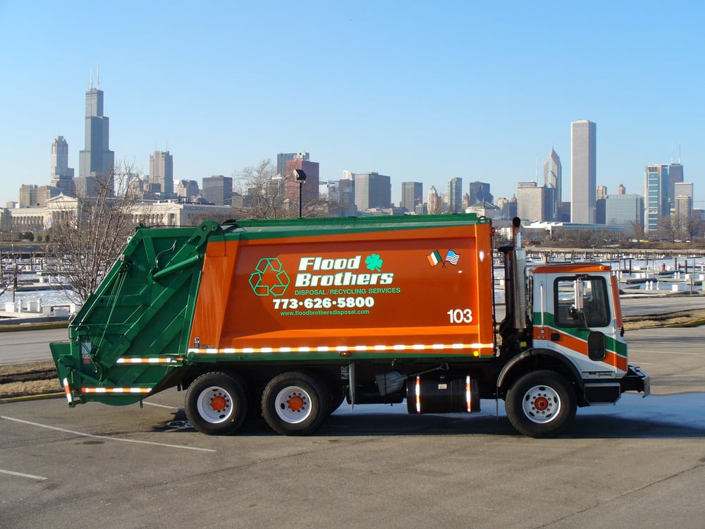 Flood Brothers Is Proud To Offer Garbage Collection