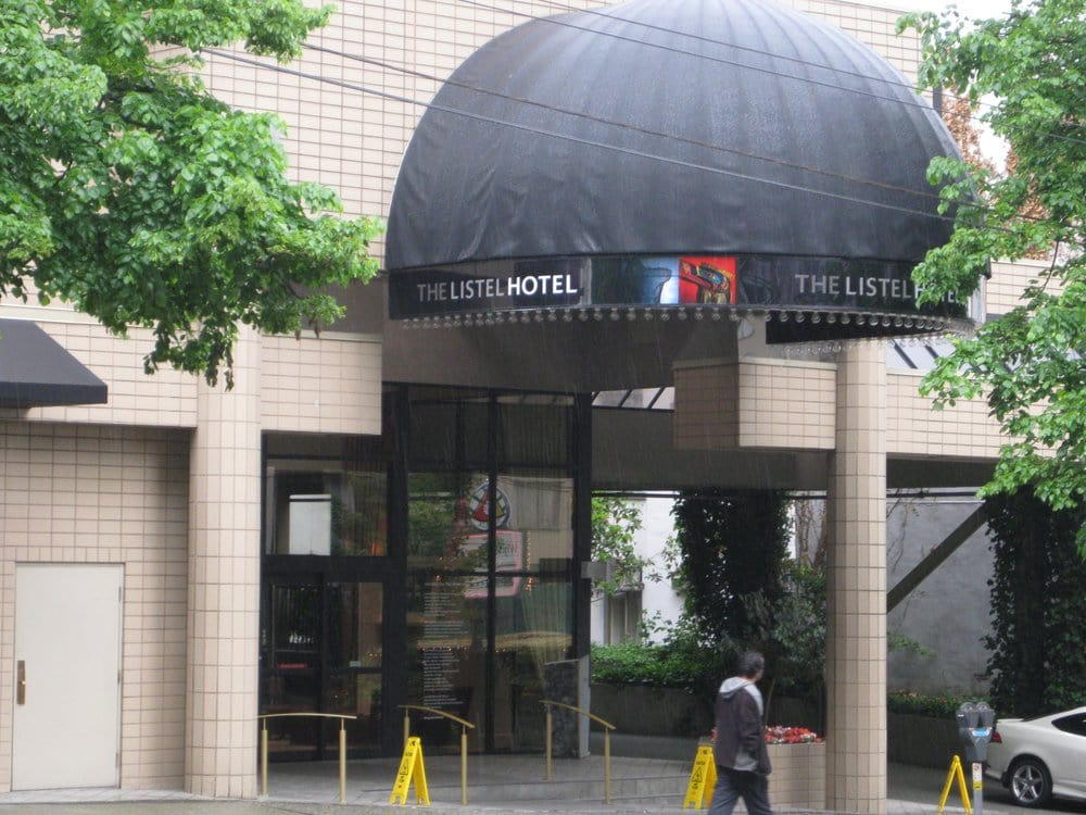 The Listel Hotel Vancouver Bc