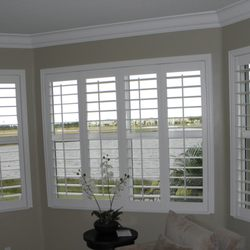 Photo Of Blinds Showcase Port St Lucie Fl United States Plantation Shutters
