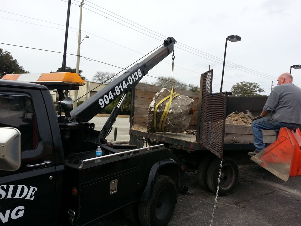 Towing business in St. Augustine, FL