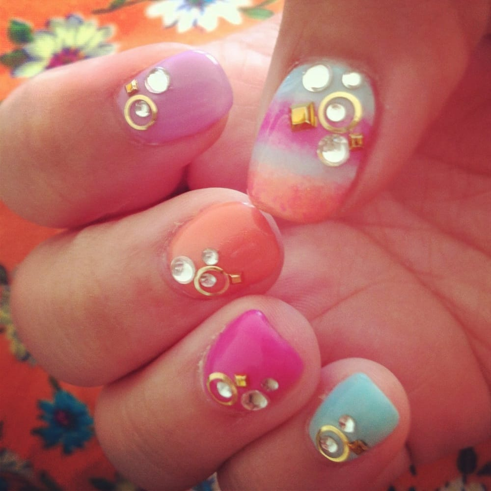 Japanese 3d nail art by asako love it yelp for 3d nail art salon