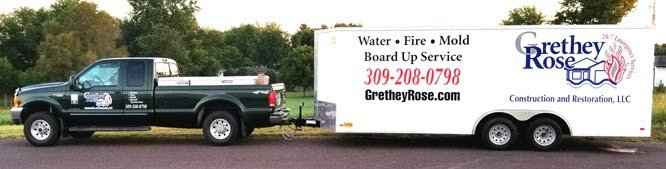 Grethey Rose Construction and Restoration: Mackinaw, IL
