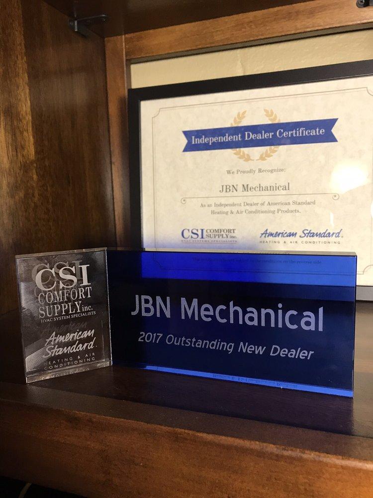 JBN Mechanical: State College, PA
