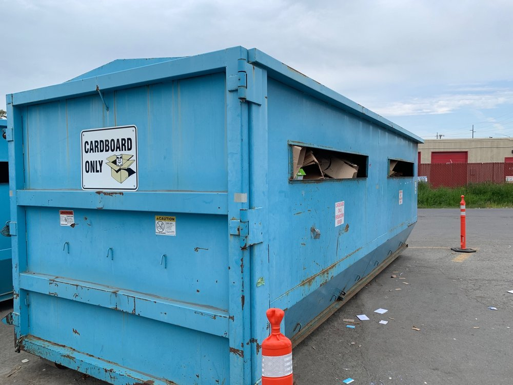 Anchorage Recycling Center: 6161 Rosewood St, Anchorage, AK