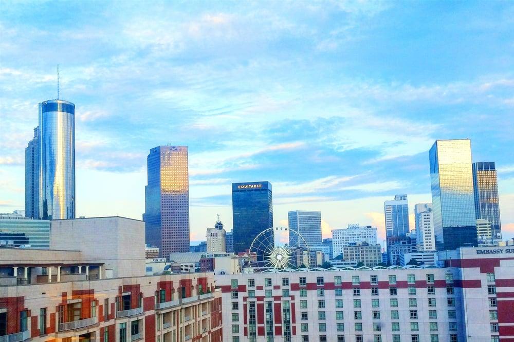 Hilton Garden Inn 35 Photos 56 Reviews Hotels 275 Baker St Downtown Atlanta Ga