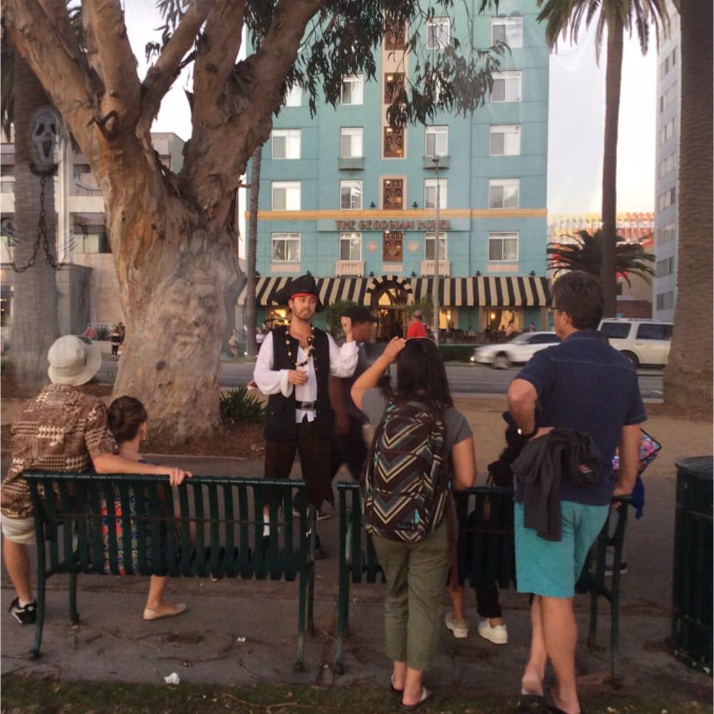 Haunted Santa Monica Ghost Tours: 119 Broadway, Santa Monica, CA