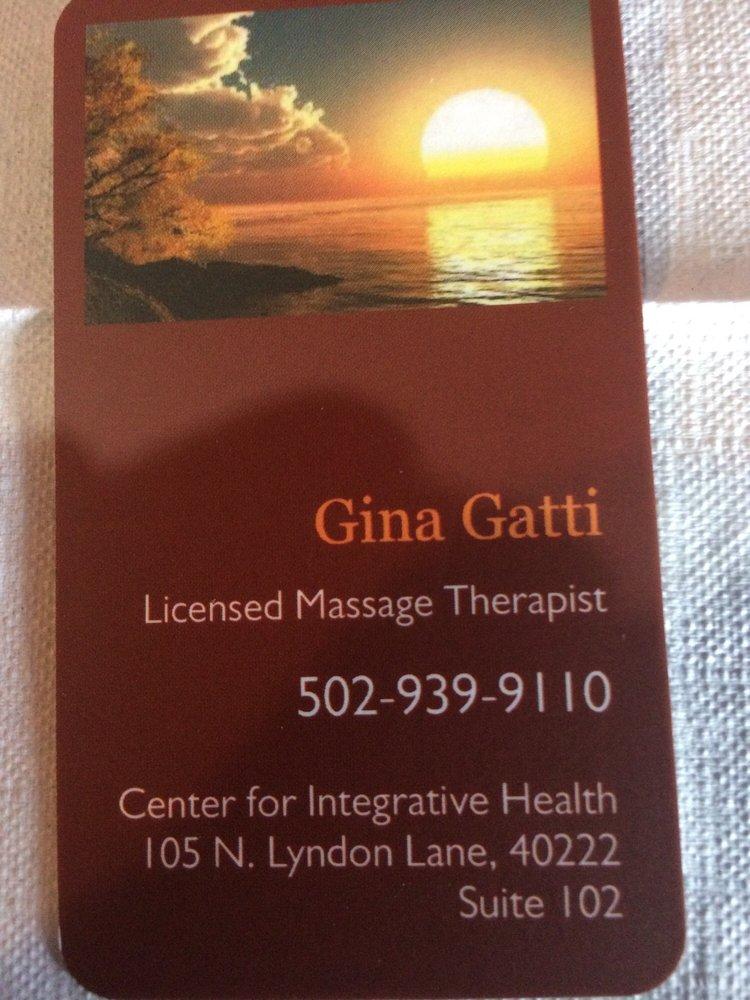 Gina Gatti: 105 Lyndon Ln, Louisville, KY