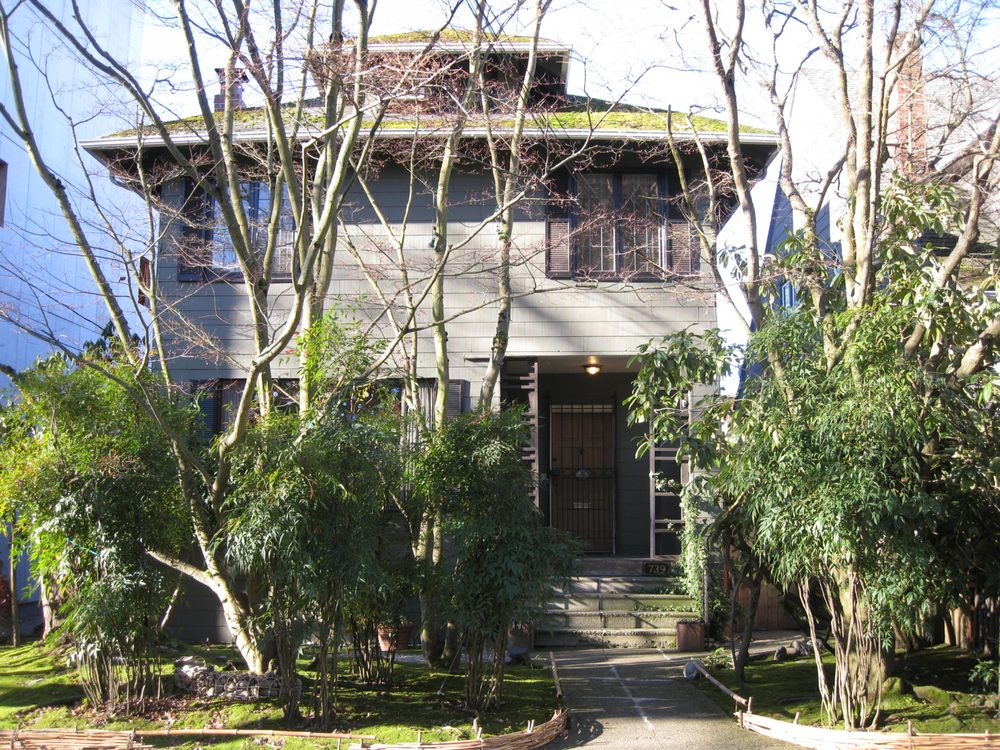 Bed and Breakfast on Capitol HIll: 739 Broadway E, Seattle, WA