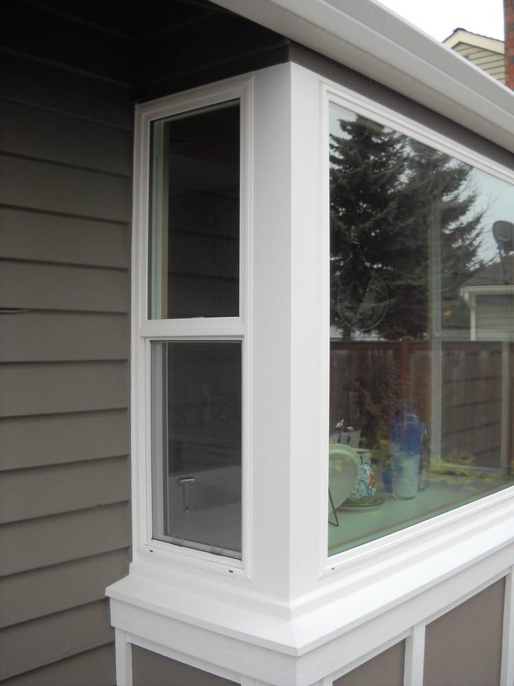 Charmant Photo Of Intermountain Glass   Bothell, WA, United States. Custom Garden  Window Built