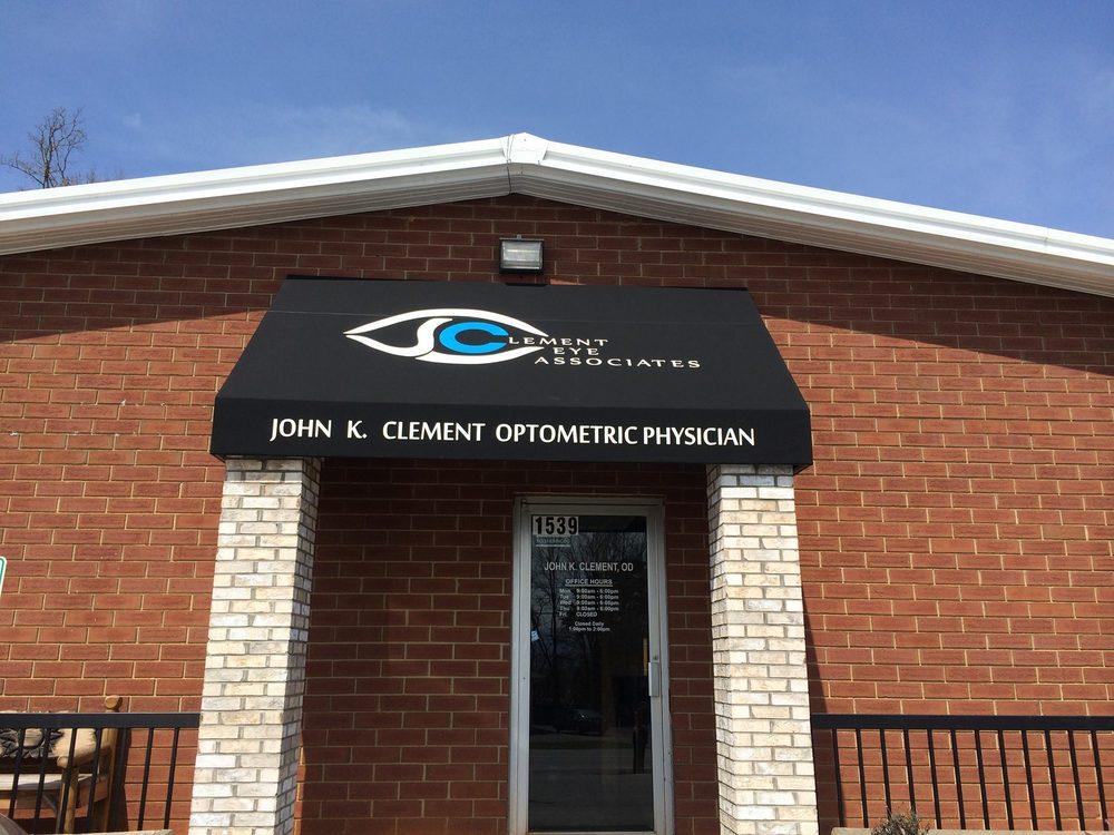 John K Clement, OD: 1539 Industrial Rd, Greeneville, TN
