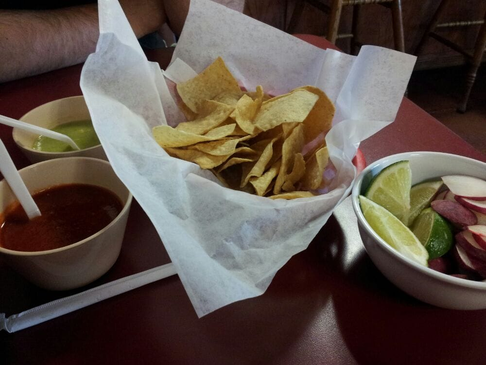 Los Robles Cafe Yelp