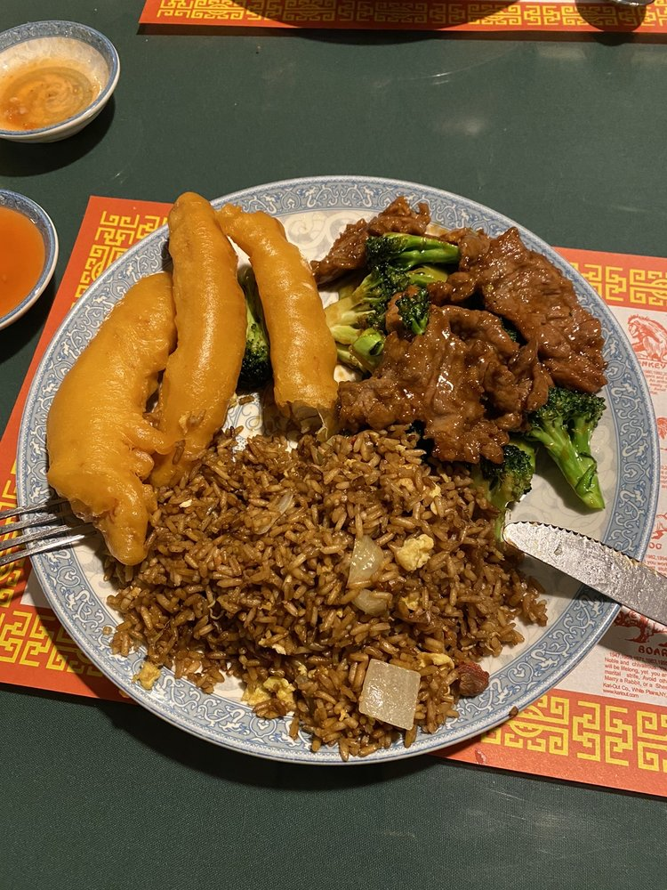 Food from North China Restaurant