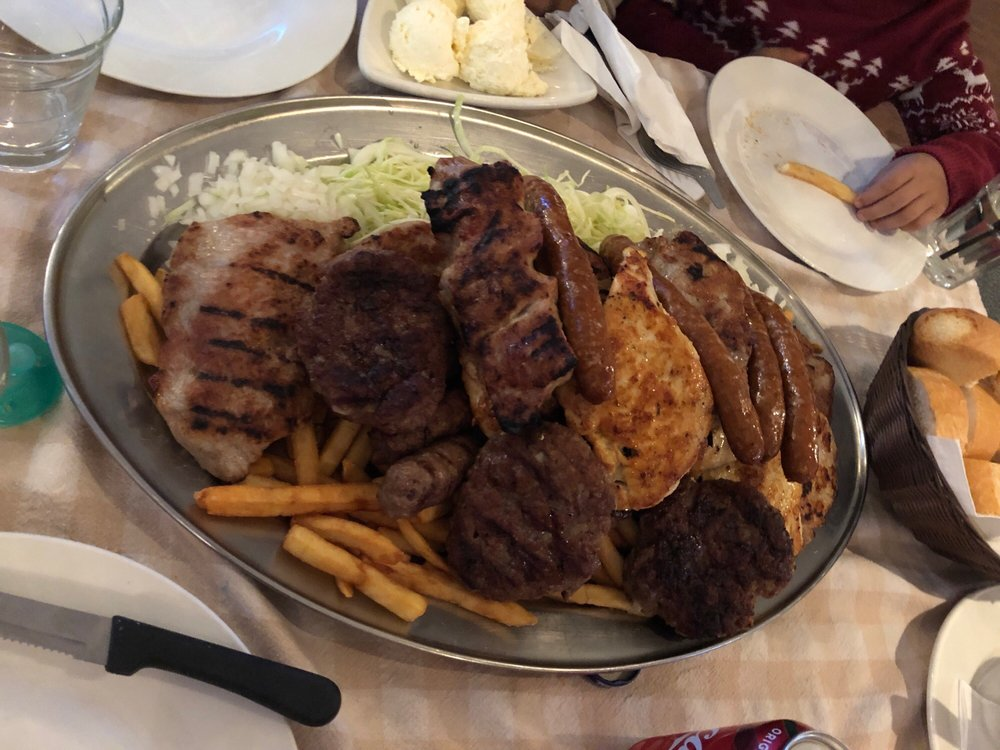 Dunav Restaurant: 8801 W Ogden Ave, Brookfield, IL