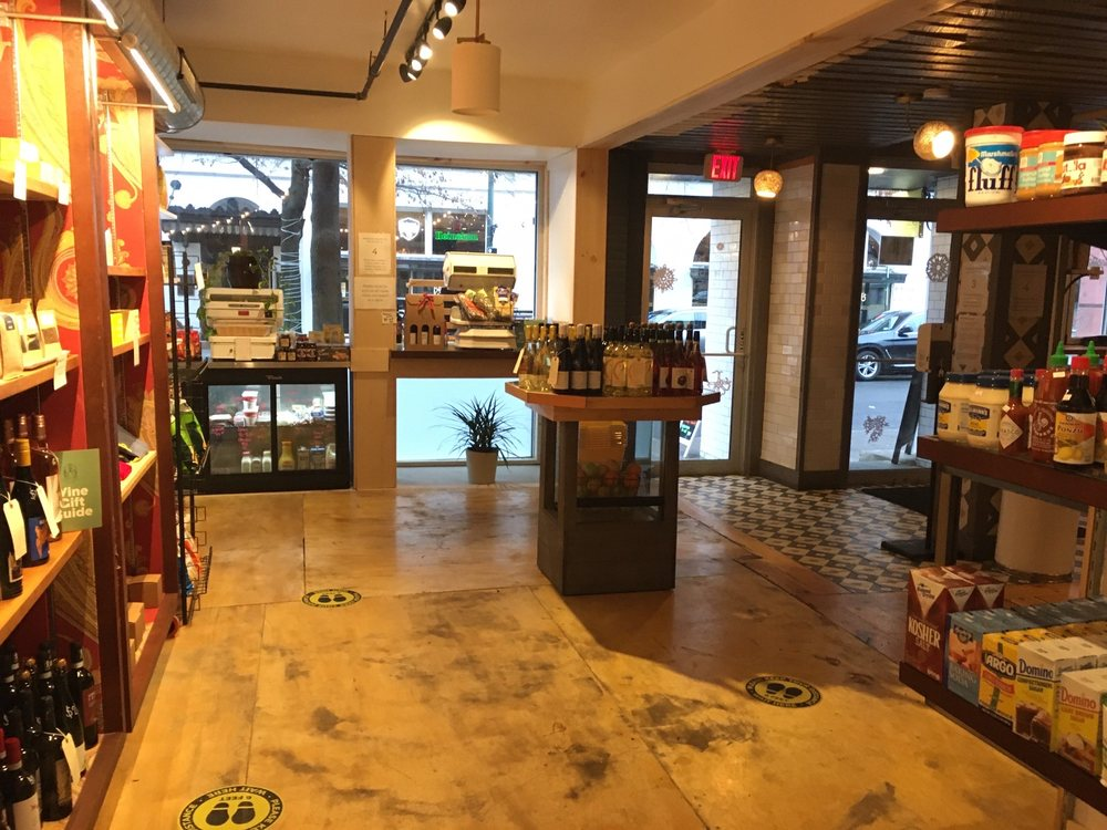 The Grocery: 211 Broadway, Troy, NY